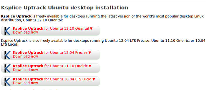 ksplice for ubuntu