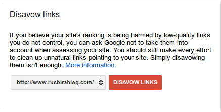 disavow-links