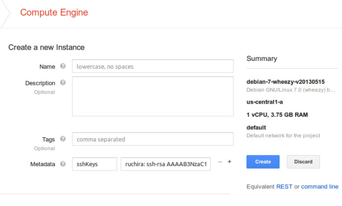google-compute-metadata