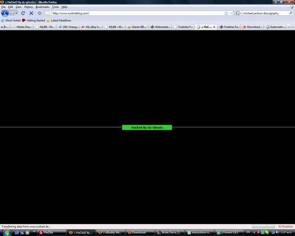 hacked 640x4801 Day that Ruchirablog got OWND