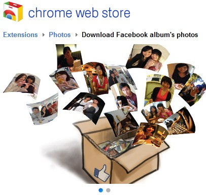 download facebook photo albums How to download Facebook photo albums of friends and yourself