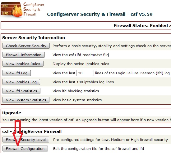 csf firewall on cpanel How to Block certain countries from accessing your web site on WHM