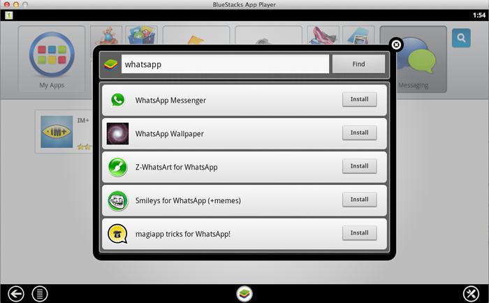 bluestacks for mac install