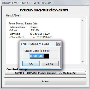 huaweismtiunlocker How to unlock Huawei E353 HSPA modem ( Updated 2013 guide )