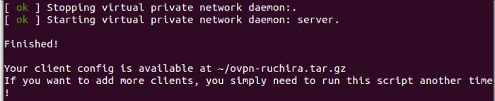 openvpn-installer