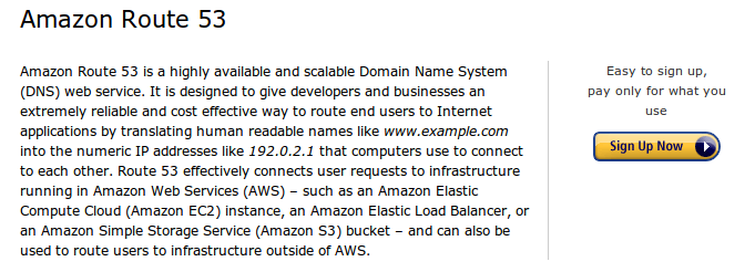 amazon route 53 How to setup Amazon Route 53 DNS