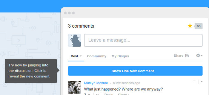 disqus Wordpress comments SEO problems and moved to Disqus